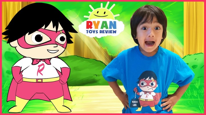 RyanToysReview